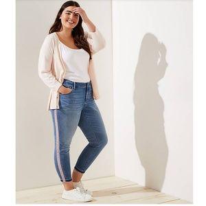 LOFT Plus NWOT Modern skinny Jeans size 20